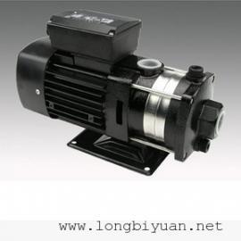 220伏广东凌霄牌CMF系列轻型卧式不锈钢多级离心泵CMFL1-20(T)