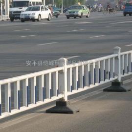 城市市政道路护栏 铁艺道路护栏