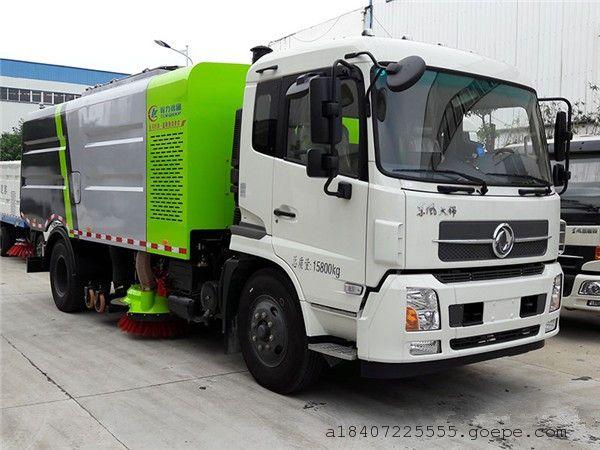 东风8吨洗扫车价格