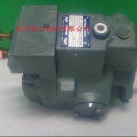 油研YUKEN柱塞泵A3H37-FR01KK-10高压变量柱塞泵