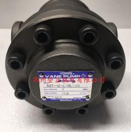 油研YUKEN叶片泵PV2R3-60-F-RAR-31