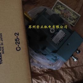 油研YUKEN叶片泵PV2R1-10-F-RAA PV2R1-23-F-RAA