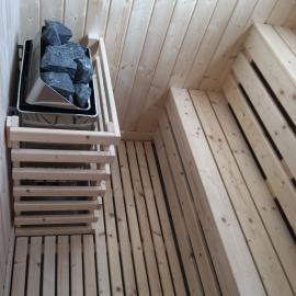 福建厦门SAWO芬兰白松木厂家,福州酒店、别墅高档桑拿房定制