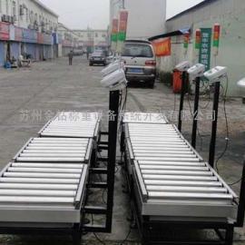 滚筒检重秤工厂物流自动化/输送线滚筒称重