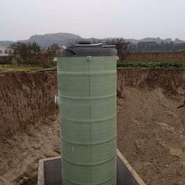 一体化预制泵站直接生产厂家