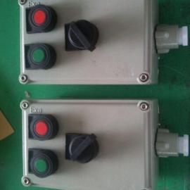 _BZC81-A2D2K1L带开关防爆操作柱
