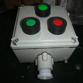 BZC81-B1D2K1一表二灯一开关防爆操作柱