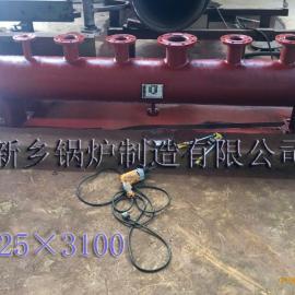 厂家直销 分气缸 优质锅炉分气缸 卧式蒸汽分气缸
