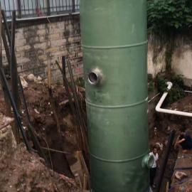 江苏一体化预制泵站玻璃钢打造精品