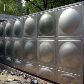 304不锈钢水箱 消防水箱 生活水箱 装配式不锈钢水箱