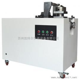 国内35KV以下交联聚乙烯电缆平动式切片机优质现货厂家
