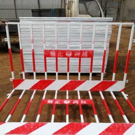 供应河北邯郸建筑工地用基坑护栏电梯防护门