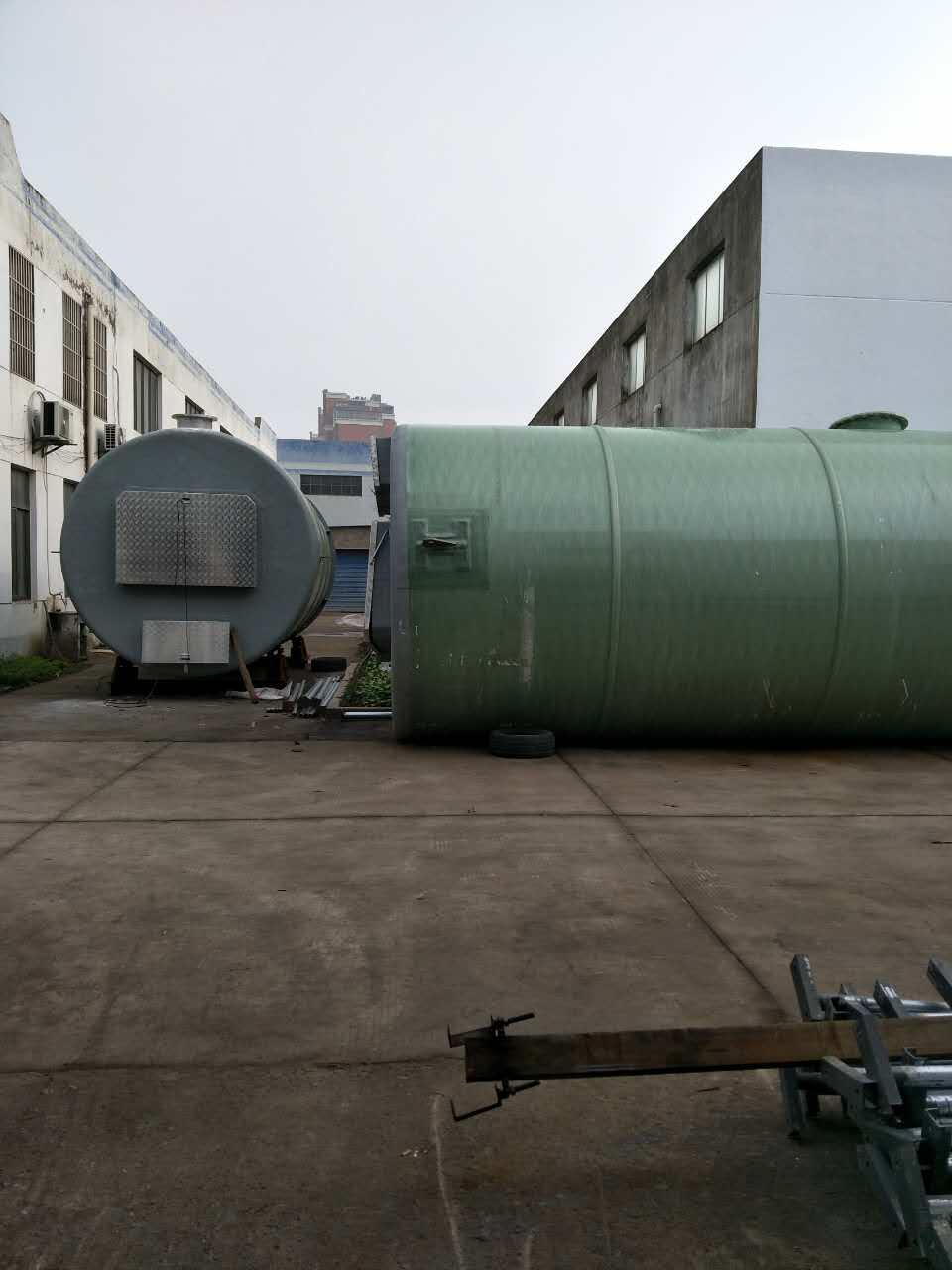 天津一体化预制泵站专业生产厂家