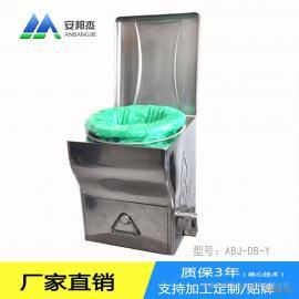 安邦杰牌-生态厕所便器+移动厕所打包机+不锈钢便器厂家