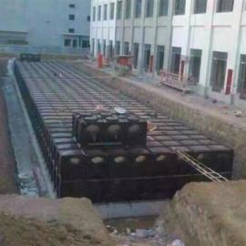 JZ消防水箱抗浮式地埋箱泵一体化给水设备