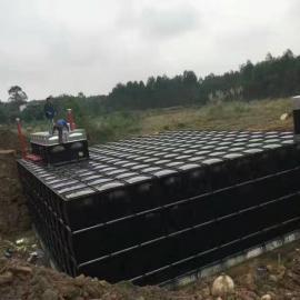 为什么叫抗浮式地埋箱泵一体化呢