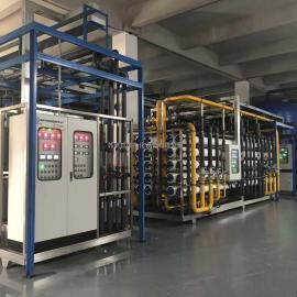 EDI高纯水设备硅晶材料清洗专用水设备