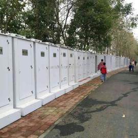 孝感移动厕所出租-流动厕所-应城免水冲打包厕所租赁