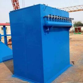 河北嘉明环保设备 PL布袋单机除尘器 脉冲布袋除尘器