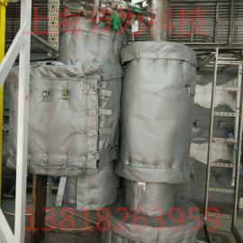 LNG执行器1709防火罩柔性刚性调节阀防火罩
