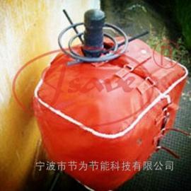 刚性调节阀防火罩乙烯罐区防火罩