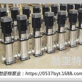 厂家生产管道立式多级泵 管道泵 轻型QDL不锈钢多级泵