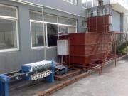 一天60吨一体化污水处理设备