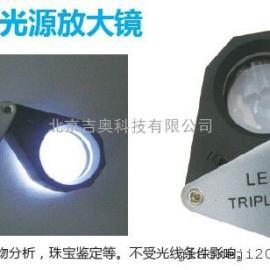 LED光源放大�R
