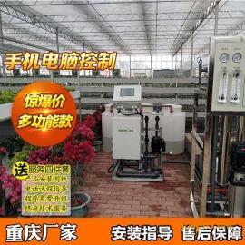 重庆智能施肥机 果园水肥一体化投入实惠自动控制手机物联网控制