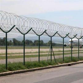 山西大量生产飞机场护栏网产品规格美观大方隔离防护