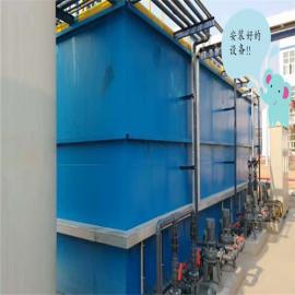 200吨/天地埋式一体化污水处理装置