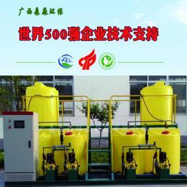厂家现货一体化全自动plc加药设备 锅炉水加药装置上门安装调试