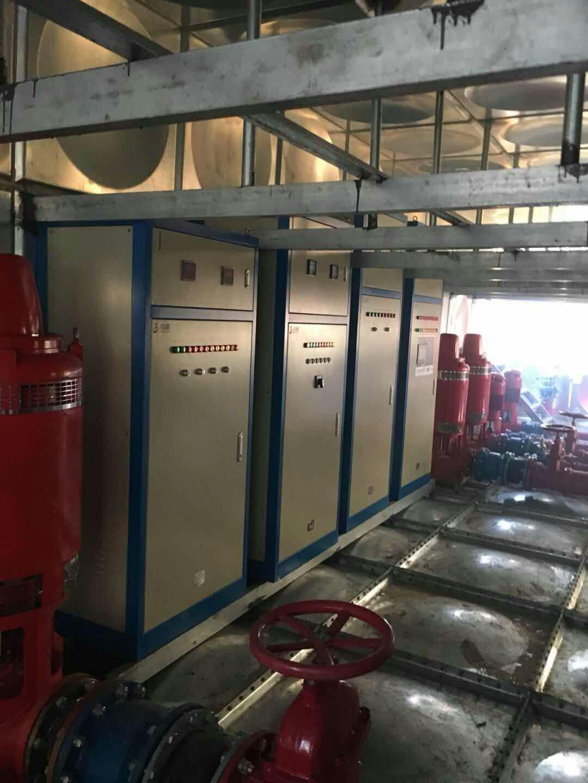 地埋式抗浮箱泵一体化消防泵站