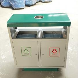 冷轧钢板垃圾桶 青蓝厂家直销分类垃圾桶 质量保证环卫垃圾桶