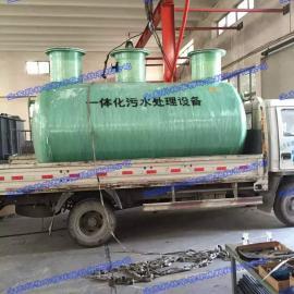 广东深圳市一体化地埋式生活污水处理装置生产厂家