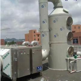 专业设计-江苏25000风量酸雾喷淋塔规格报价