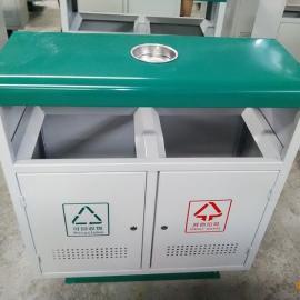 小区垃圾桶 环卫垃圾桶 青蓝厂家直销冷轧钢板垃圾桶
