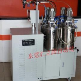AB双液自动混合及精准定量灌胶机/电容注胶机