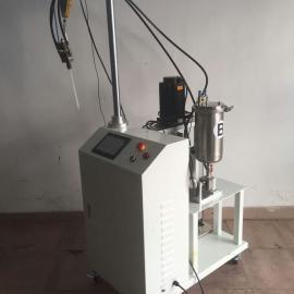 五加仑单组份高粘度硅胶打胶机/压盘式混胶机