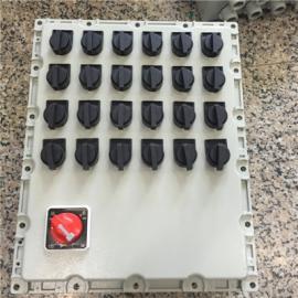 防爆电伴热配电箱