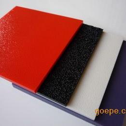 增强级ABS板材供应l厂家直销(黄色)