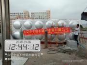 全富牌 惠州成品不锈钢水箱 惠州万科生活广场消防水箱服务商