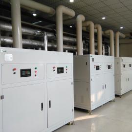 全预混冷凝锅炉金属纤维燃烧器