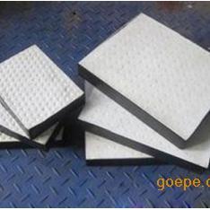 GJZF4橡胶支座 聚四氟乙烯板 负荷等级