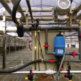 大棚育苗遥控喷灌机喷水车温室蔬菜育苗遥控喷灌机喷水车