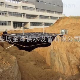 地埋箱泵一体化恒压供水设备确保消防验收