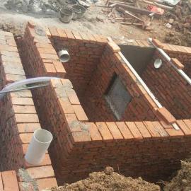 长期生产一体化地埋式生活污水处理装置
