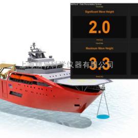 WaveFinder船载雷达波浪仪船载雷达波浪仪