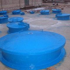 污水处理成套设备DN900玻璃钢拍门、泵站排污DN900玻璃钢拍门