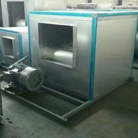 消防通风(两用)低噪声柜式离心风机HTFC(DT)-I/II